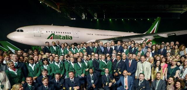 Alitalia Çalışanları O Planı Reddetti