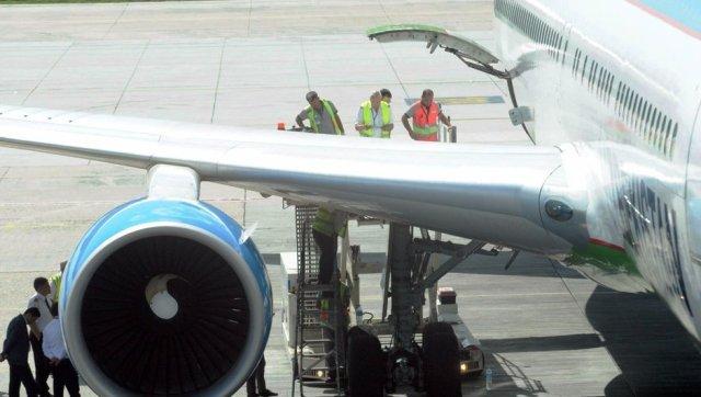 İstanbul'a İnen Özbek Uçağı Büyük Tehlike Atlattı!