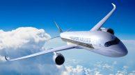 A350 İLE EN UZUN TİCARİ UÇUŞA BAŞLIYOR