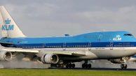 İLK BOEİNG 747'Sİ KLM'E VEDA ETTİ