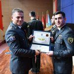 KOSOVA'NIN İLK ASKERİ PİLOTU MEZUN OLDU