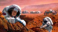 NASA MARS GÖREVİ İÇİN KOMİK ASTRONOTLAR ARIYOR