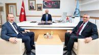 DHMİ'DE ATEŞ GÖREVİ KESKİN'E TESLİM ETTİ