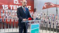 İSTANBUL HAVALİMANI'NDA 15 TEMMUZ SERGİSİ